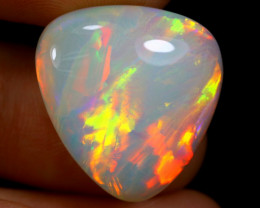 18.30cts Natural Ethiopian Welo Opal / BF4132