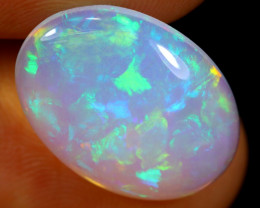 4.48cts Natural Ethiopian Welo Opal / BF4161