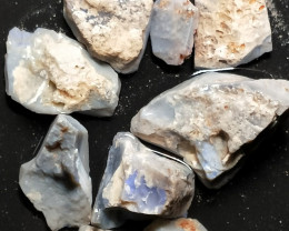 320.03Cts Lightning Ridge Opal Rough/Rubs GRAL-865