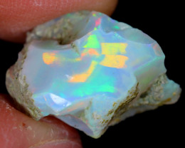 5cts Natural Ethiopian Welo Rough Opal / WR4426