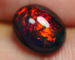 2.155 CRT BRILLIANT BROADTRIPE FIRE SMOKED PLAY COLOR WELO OPAL-