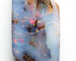 5.38ct Australian Boulder Opal Stone