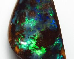 1.90ct Australian Boulder Opal Stone