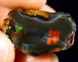 21cts Ethiopian Crystal Rough Specimen Rough / CR2396
