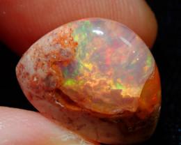 14.5ct Mexican Matrix Cantera Multicoloured Fire Opal