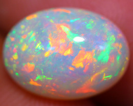 3.45 CT  Floral Pattern  Welo  Ethiopian Opal-IC353