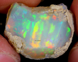 6cts Natural Ethiopian Welo Rough Opal / WR4499