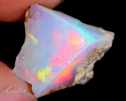 4cts Natural Ethiopian Welo Rough Opal / WR4500