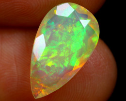 2.33cts Natural Ethiopian Faceted Welo Opal / NY176