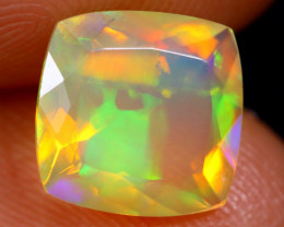 1.64cts Natural Ethiopian Faceted Welo Opal / NY197