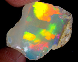 14cts Natural Ethiopian Welo Rough Opal / WR4601