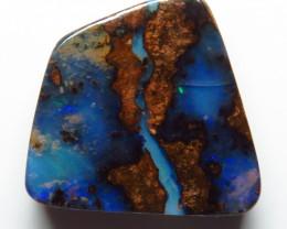 5.34ct Australian Boulder Opal Stone