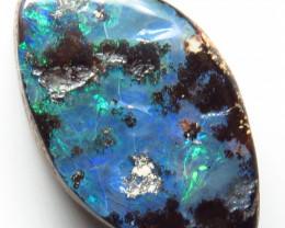 6.54ct Australian Boulder Opal Stone
