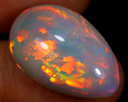 16.64cts Natural Ethiopian Welo Opal / BF4256