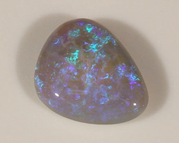 2.3ct BLACK OPAL LIGHTNING RIDGE