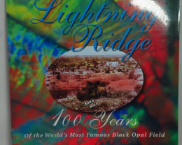 Beautiful Lightning Ridge 100 Years Special 2001 Edition