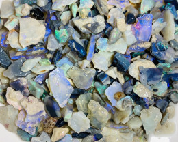 Full of Bright Colours- 500 CTs Gorgeous Rough, Mix of Sizes (see below)#18