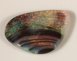 2.4ct~N1~BLACK OPAL LIGHTNING RIDGE