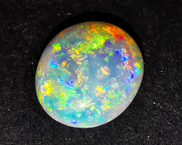 Coober Pedy Australia - Very High Grade Solid Crystal Opal - 0.8 cts