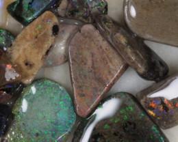 #8 Beginner Andamooka Matrix Opal [29816]