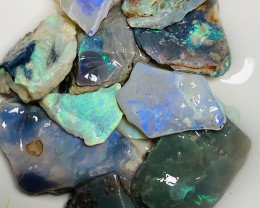 Rough to cut- 110 CTs of Cutters Rough Seam Opals#1916
