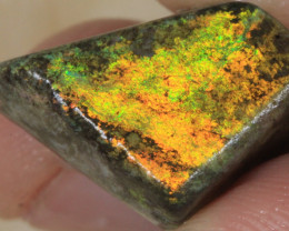 NO RESERVE!! #2  -  Andamooka Matrix Opal Rough [29916] 53FROGS