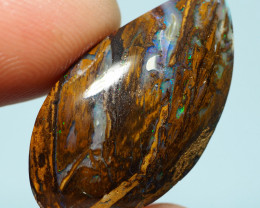 23.70CT WOOD REPLACEMENT BOULDER OPAL BJ567