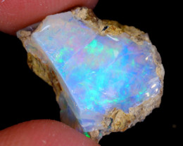 8cts Natural Ethiopian Welo Rough Opal / WR4859