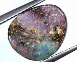 4.90CTS BOULDER  OPAL RING STONE RO-205