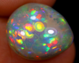 6.20cts Natural Ethiopian Welo Opal / BF4349