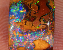 2.35ct 8x7mm Yowah Boulder Opal [LOB-3634]