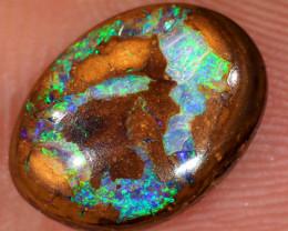 3ct 11.7x8.5mm Yowah Boulder Opal [LOB-3635]