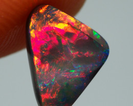 1.10CT BLACK OPAL  LIGHTNING RIDGE AL903