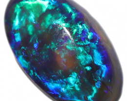 0.65 CTS BLACK OPAL LIGHTNING RIDGE FS102