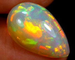 7.17cts Natural Ethiopian Welo Opal / BF4387