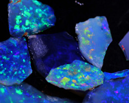 10CTS L.RIDGE OPAL INLAY ROUGH PARCEL DT-A3815