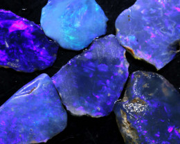 10CTS L.RIDGE OPAL INLAY ROUGH PARCEL DT-A3816