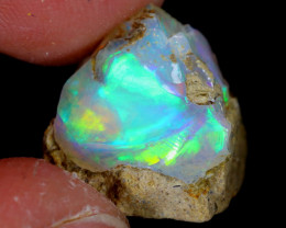 7cts Natural Ethiopian Welo Rough Opal / WR5067