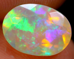 1.70cts Natural Ethiopian Faceted Welo Opal / NY381