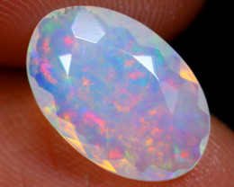 1.88cts Natural Ethiopian Faceted Welo Opal / NY385