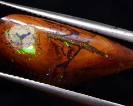 5.15 cts Australian Yowah Opal Pattern Stone  DO-718