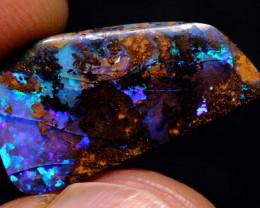 9.80 cts Australian Yowah Opal Pattern Stone  DO-720