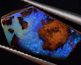 6.05 cts Australian Yowah Opal Pattern Stone  DO-732