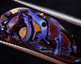 8.65 cts Australian Koroit Opal Pattern Stone  DO-725