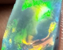 4.48CTS Lightning Ridge Beautiful Light Opal Rub JB-901