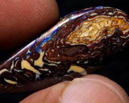15.30cts Australian Yowah Opal Pattern Stone  DO-746