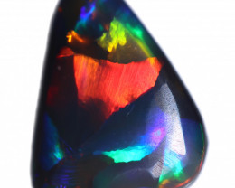 1.26 CTS BLACK OPAL STONE-FROM LIGHTNING RIDGE - [LRO1655]