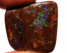 27 cts Australian Yowah Opal Pre Shaped Rough DO-755