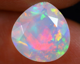 2.26cts Natural Ethiopian Faceted Welo Opal / NY439