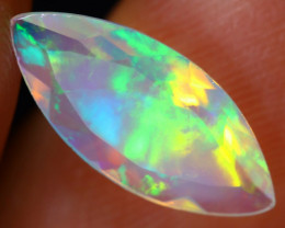 1.15cts Natural Ethiopian Faceted Welo Opal / NY459